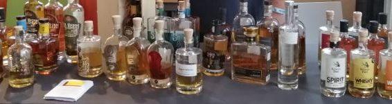 Whisky Gin Wodka Jenever Rum Belgisch Spirits